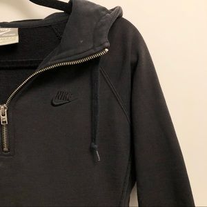 Vintage Nike 1/2 Zip Sweater | Size: Small